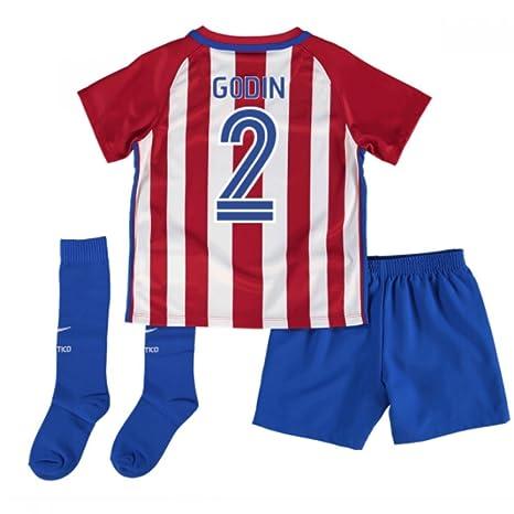 Nike ATM I NK seco Kit HM Conjunto para los niños, Infantil, Godin 2