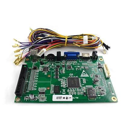 Astounding Amazon Com Blee Pandora Box 6S Pcb Jamma Board 1388 In 1 Multi Wiring Database Heeveyuccorg