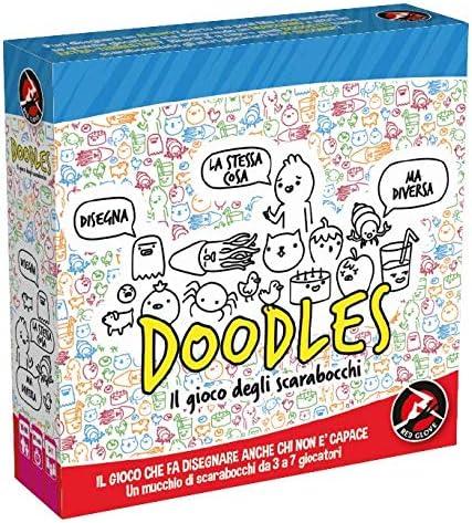 Red Glove Doodles - Juego de Mesa: Amazon.es: Juguetes y juegos