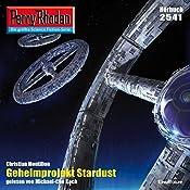Geheimprojekt Stardust (Perry Rhodan 2541) | Christian Montillon