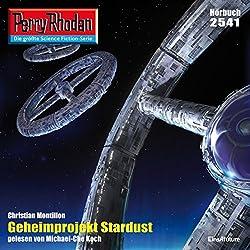 Geheimprojekt Stardust (Perry Rhodan 2541)