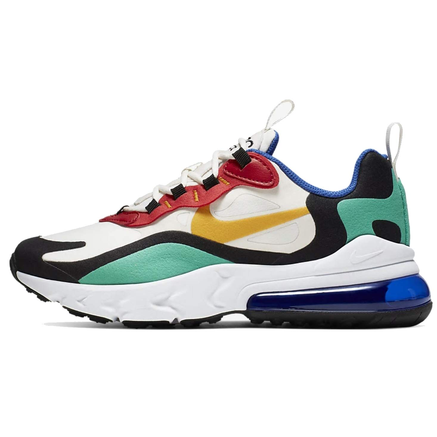 new arrival 358b9 4f144 Amazon.com | Nike Air Max 270 React (Kids) | Running
