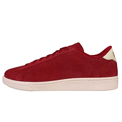 meet cca13 eff5c Image Unavailable. Image not available for. Color  Nike Mens Tennis Classic  Suede Shoes-Varsity ...