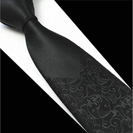 KYDCB Moda Flaco Corbata 6 cm Corbatas de Seda para los Hombres 16 ...