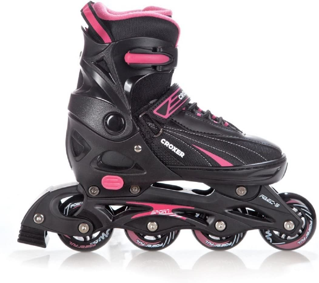 3/en 1/Rollers//triskates//patins /à roulettes croxer Dahlia r/églable