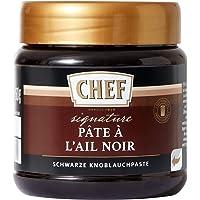 CHEF Signature Black Garlic Paste, 450g (Vegan, Vegetarian, Gluten Free)