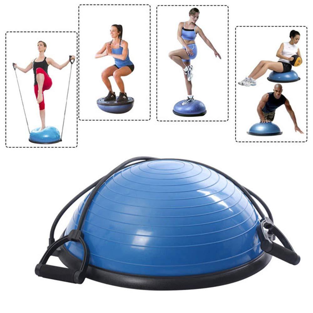 Focus Fitness Balance Trainer, Blau Schwarz, One Größe