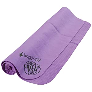 Frogg Togg Chilly Pad (Light Purple)