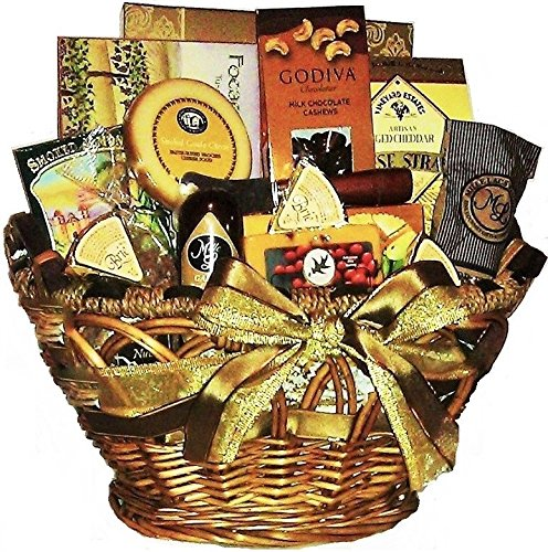 Classic Occasion Gourmet Gift Basket by Goldspan Gift Baskets