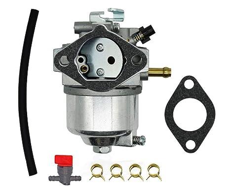 Karbay AM122617 Carburetor for John Deere 345 with Engine Marked FD590V New