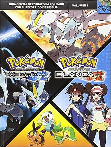 Pack De 2 Guías Pokémon 3DS - Edición Negra Y Blanca: Amazon.es ...