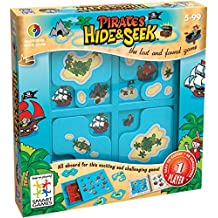 Smart Games Hide and Seek Pirates Multi-Level Logic Game