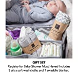 Baby Diaper Caddy Organizer - Registry for Baby