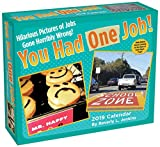 img - for You Had One Job 2019 Day-to-Day Calendar book / textbook / text book