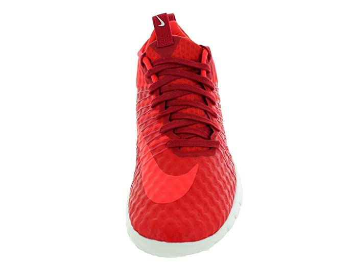 Nike Men's Free Hypervenom 2 FS Football Boots, Red, 8.5 UK: Amazon.co.uk:  Shoes & Bags