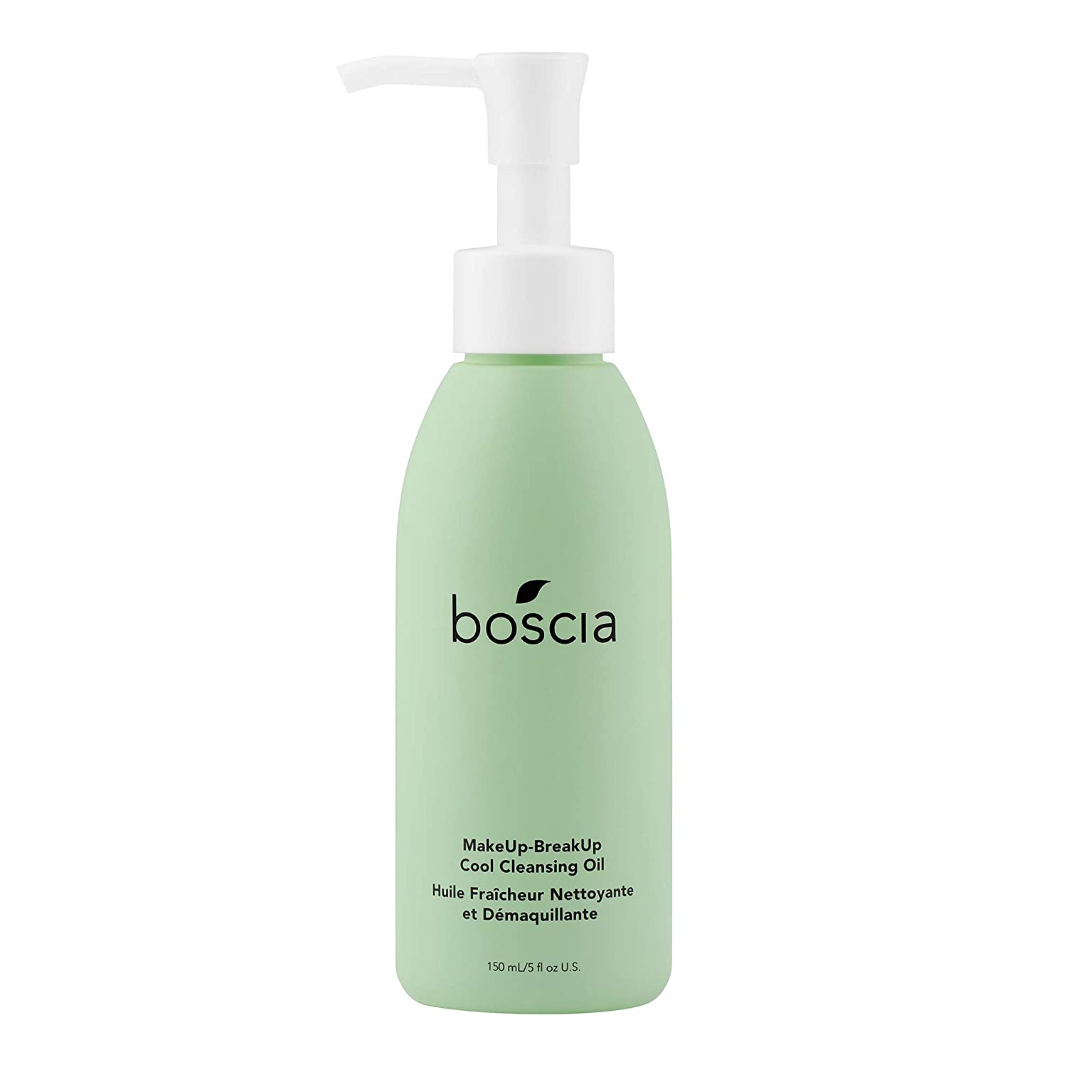 boscia MakeUp-BreakUp Cool Cleansing Oil – Natural Oil-Based MakeUp Remover