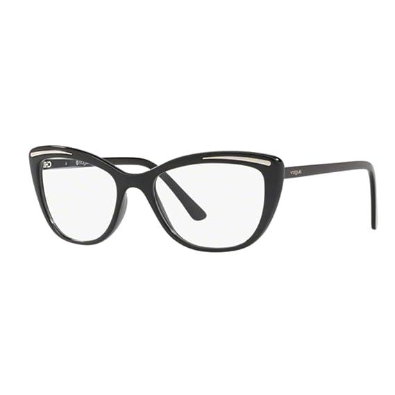 Vogue VO 5218 BLACK women Eyewear Frames: Amazon.co.uk: Clothing