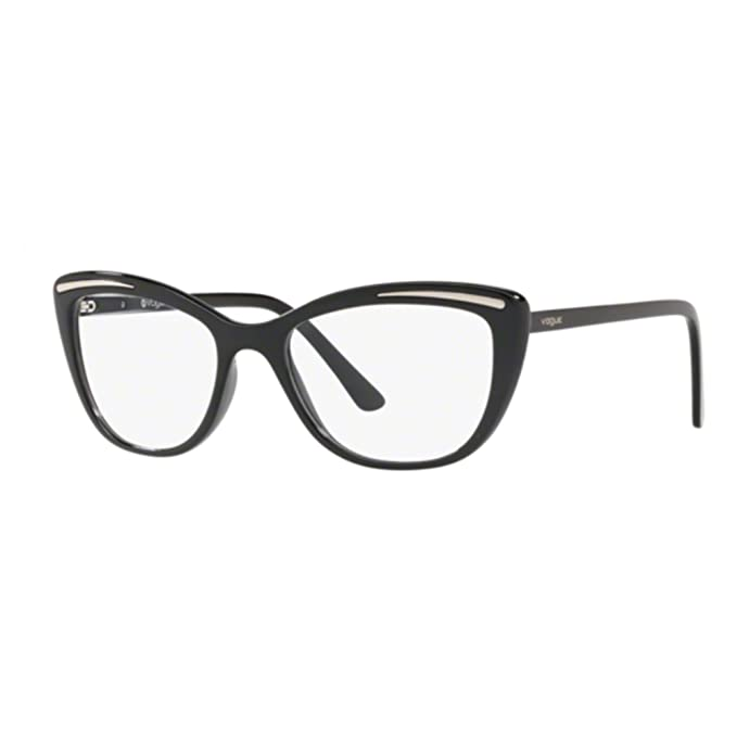 1a3726174f Gafas de Vista Vogue VO 5218 BLACK mujer: Amazon.es: Ropa y accesorios
