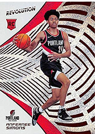 f7f819b098276 Amazon.com: 2018-19 Panini Revolution Basketball #137 Anfernee ...