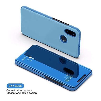 Amazon Com Vivo V11 V11pro Flip Case Portable Smart Mirror Window