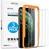OMOTON [3 Pack] Screen Protector for Apple iPhone 11 Pro Max/iPhone Xs Max- Tempered glass/Alignment Frame/Anti Scratch…