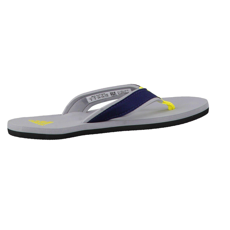 adidas Kinder-Unisex Beach Thong K Zehentrenner, Grigio (Gris/Maruni/Amabri), 36 EU (4 UK)
