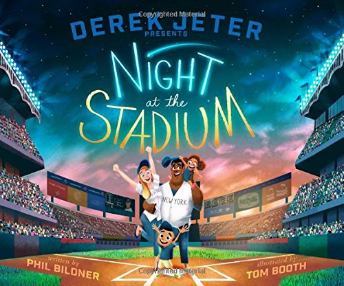 Derek Jeter Presents Night at the Stadium (Jeter Publishing)