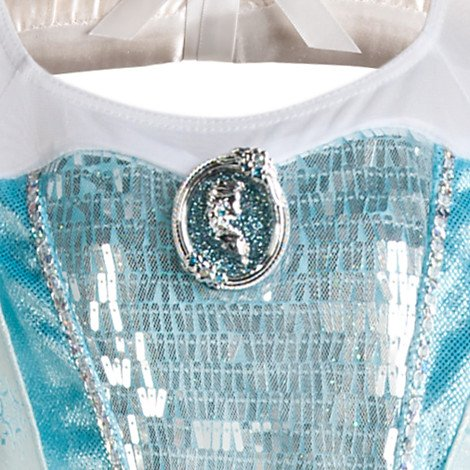 Frozen Princess Elsa Costume Size Medium 7/8