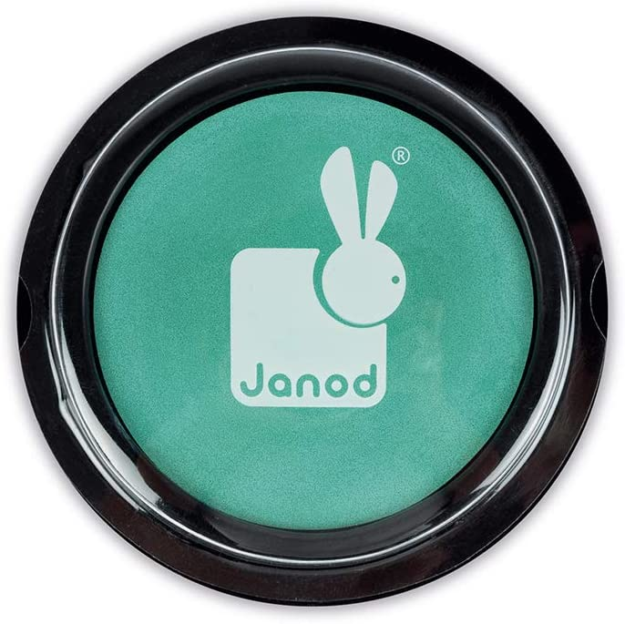 Janod Set of 5 Stamps Baby Stampinoo Farm with Inkpad for Toddlers
