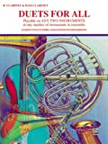 Duets for All, Albert Stoutamire, 0769221378