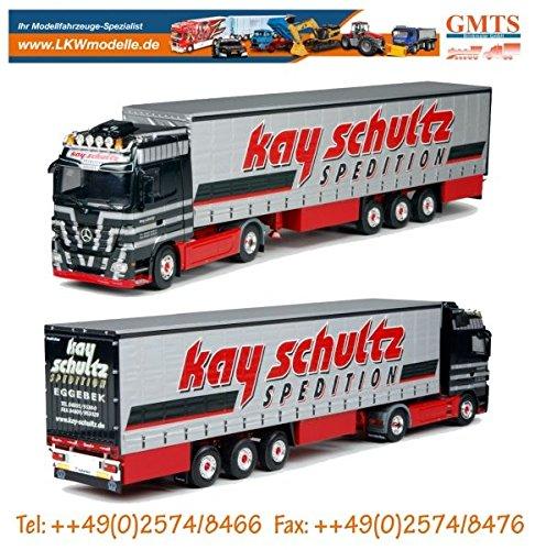 T 6920_62372 - MB Actros LH Neu Neu Neu mit Gardinenpl. 1 50 - Schultz, Kay f9f458