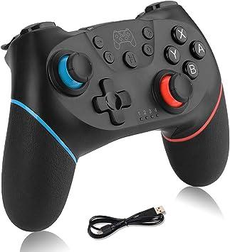 Controlador inalámbrico Pro para Nintendo, Mando a Distancia Pro ...