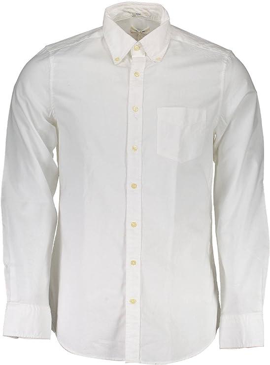 GANT 1403.340002 - Camisa de manga larga para hombre: Amazon.es: Ropa y accesorios