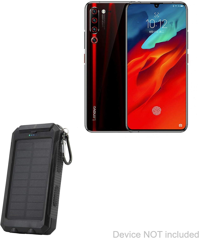 BoxWave - Batería para Lenovo Z6 Pro 5G (6000 mAh), Color Negro ...