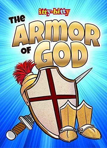 The Armor of God IttyBitty Activity Book (pk