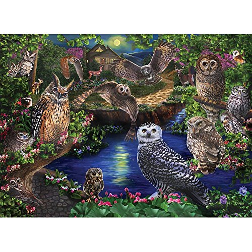 Bits and Pieces - Forest Wisdom - 500 Piece Jigsaw -