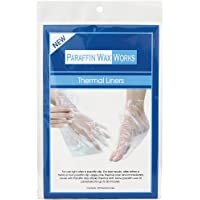 Paraffin Wax Works Thermal Mitt Liner, 30 Count