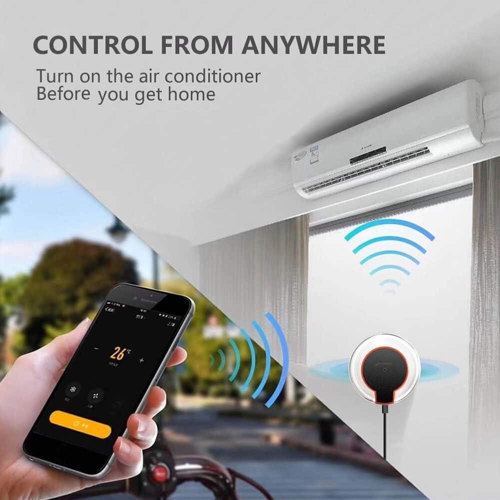 eWeLink WiFi-IR Remoto IR Control Hub Wi-Fi(2.4Ghz) Habilitado ...