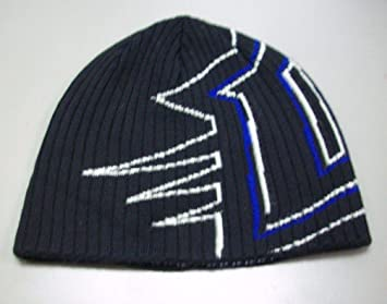 low cost 22123 2ea92 ... best depaul blue demons cuffless knit hat e7cdb fd489