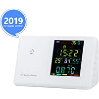 Yvelines Multifunction Indoor Air Quality Monitor