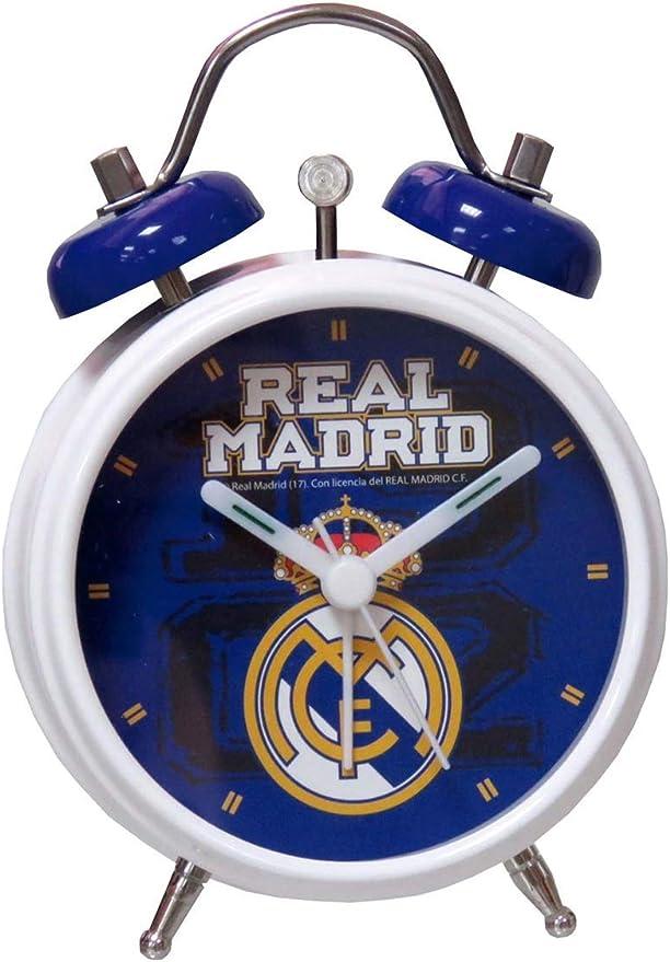 C Y P 0 Real Madrid CF&ampreg Despertador Transl&ampuacutecido,, 0 (RD-111-RM): Amazon.es: Juguetes y juegos