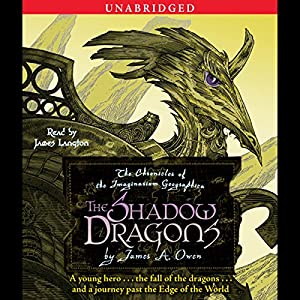 The Shadow Dragons Audiobook