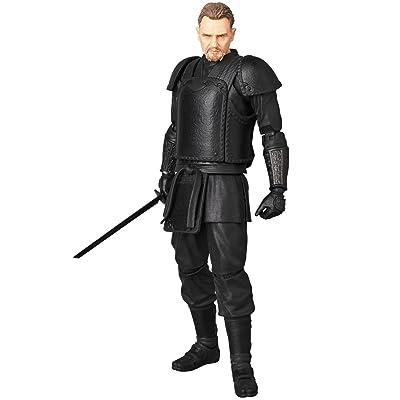 Medicom The Dark Knight Trilogy: Ra's Al Ghul Mafex Action Figure: Toys & Games