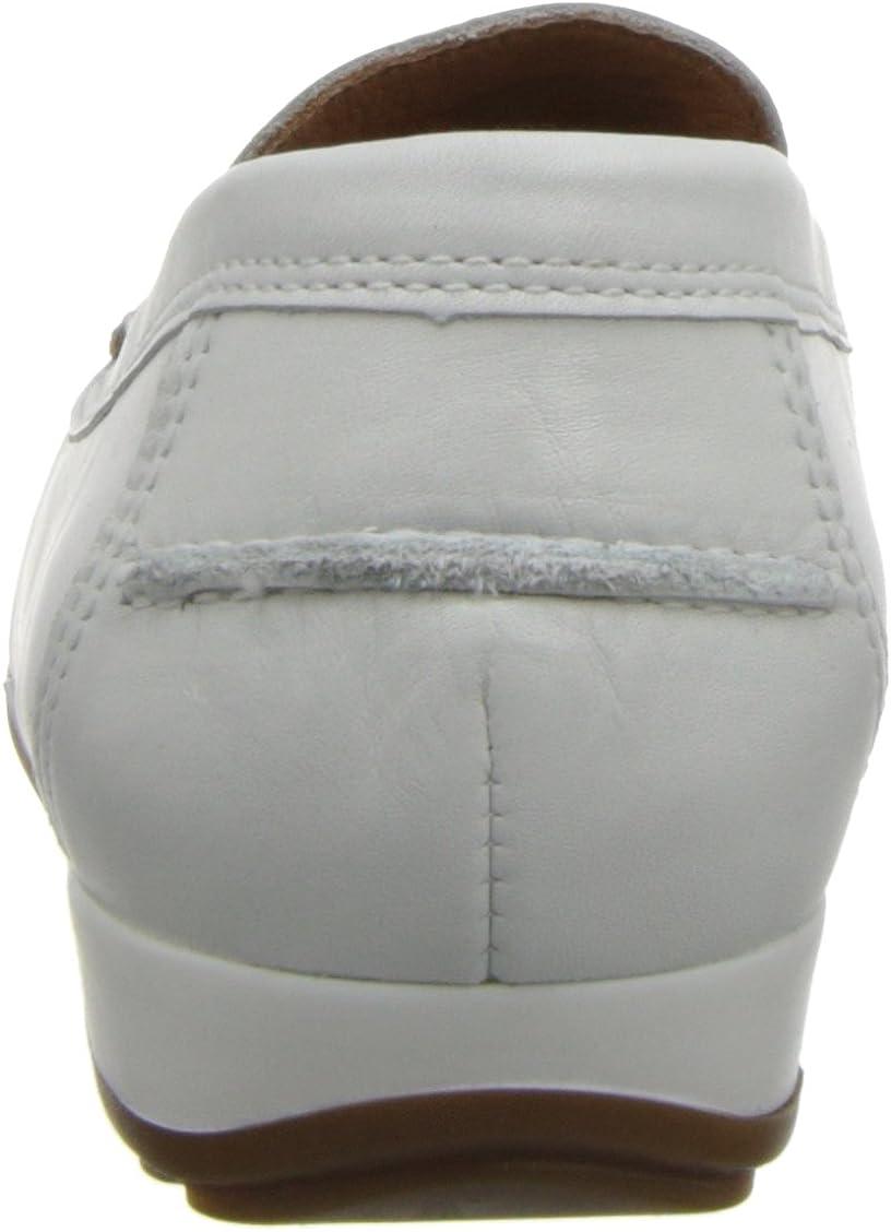 ARA Nery, Bordo Nubuk 36 EU White Calf Cristal Nubuck