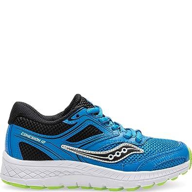5437d086 Amazon.com | Saucony Kids' Cohesion 12 LTT Sneaker | Running