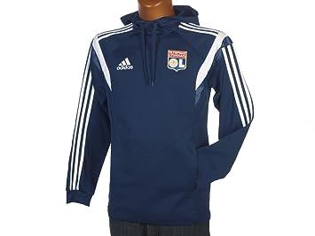 sudadera Olympique Lyonnais nuevo