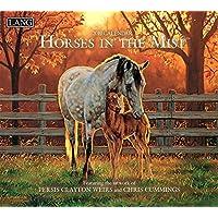 Horses in the Mist 2019 14x12.5 Wall Calendar