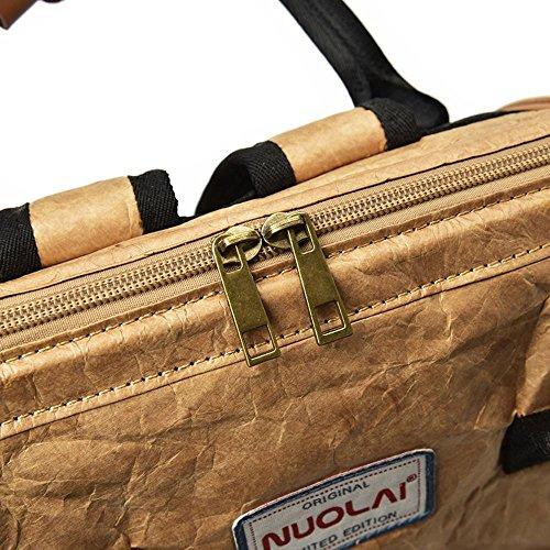 Aoligei Double sac à bandoulière version coréenne fashion lady sac à dos fille de voyage femme sac sac