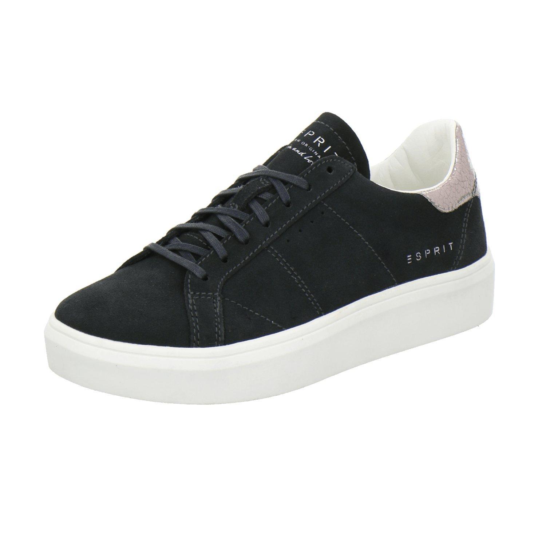 ESPRIT Damen Elda Bootie Hohe Sneaker, Grau (Grey), 40 EU