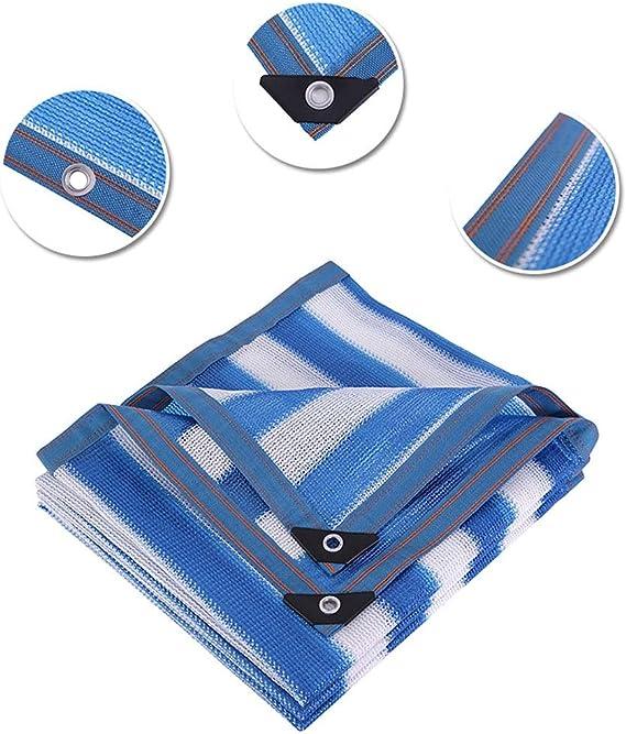 Sombra Solar YXX Shade Panel Exterior de Malla de Sol, 85% UV Bloqueador Solar Pantalla de Tela con Ojales - Ideal para Patio/pérgola/toldo/balcón/Planta (Size : 4mx5m): Amazon.es: Hogar